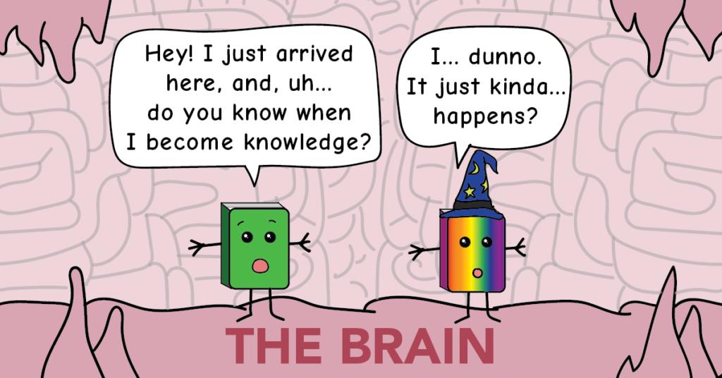 Câu chuyện hay về kiến thức