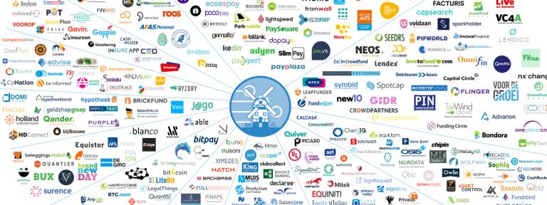 Fintech infographic 4.0